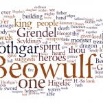 Wordle Generated Using the Text of Beowulf